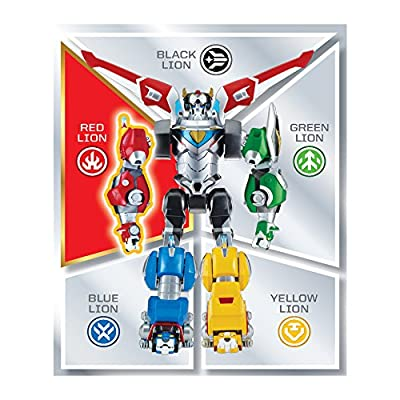 Voltron Legendary Red Lion: Toys & Games