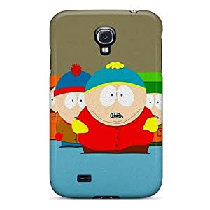 New Design Shatterproof XUb9254RSBG Case For Galaxy S4 (south Park)