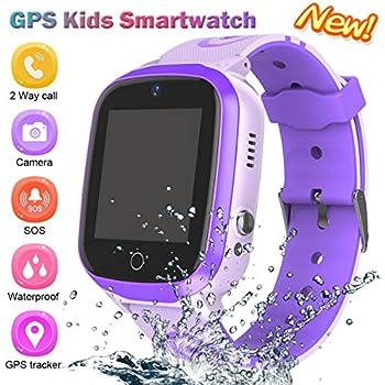 Amazon.com: Kids Smartwatch [SIM Card and 16GB Micro SD Card ...