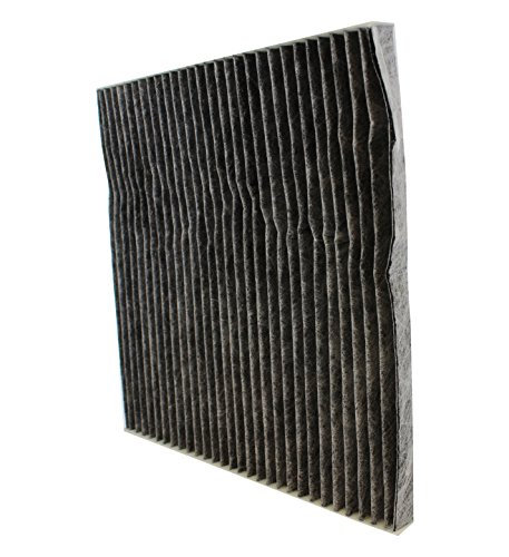 ABN CF10132 Activated Carbon Cabin Air Filter for Toyota & Lexus Toyota Part # 87139-06030, 87139-32010, 87139-YZZ05