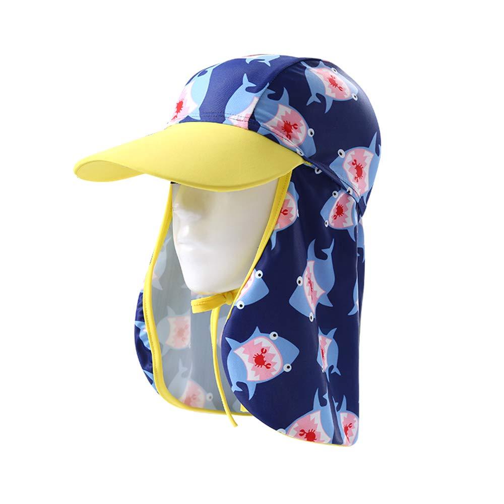MIMI KING Sombrero de Sol para niños Sombrero de legionario ...
