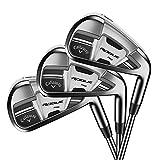 Callaway Golf 2018 Men's Rogue Pro Iron Set, Right Hand, XP 105 Steeples