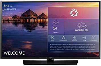 Amazon Com Samsung 478 Series 40in Standard Direct Lit Led Hospitality Tv Electronics