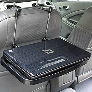 Amazon.com : ECVISION Multi-Functional Portable Car Seat Back Laptop ...