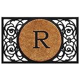Home & More 180031830R Armada Circle Doormat, 18