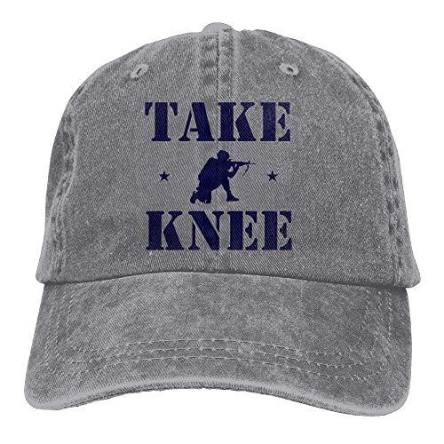 A Cowgirl Sport Hat DEFFWB Women Knee Take for Denim Cap Cowboy Men Hats Skull 8BAaEZqaxw
