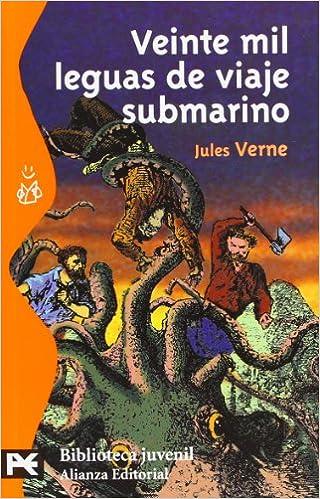 Amazon.com: Veinte mil leguas de viaje submarino (Biblioteca Tematica / Thematic Library) (Spanish Edition) (9788420636122): Jules Verne: Books
