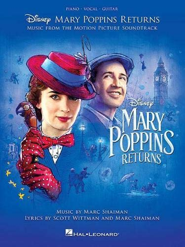 Mary Poppins Returns  Music From The Motion Picture Soundtrack  PVG