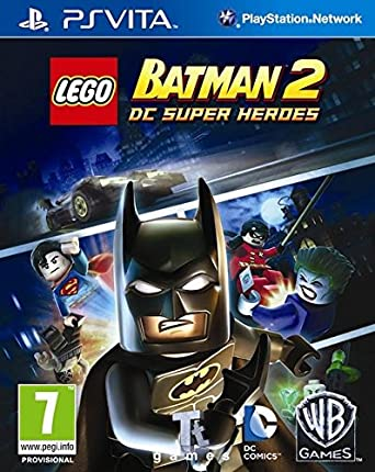 LEGO Batman 2: DC Super Heroes (PlayStation Vita): Amazon.co.uk ...