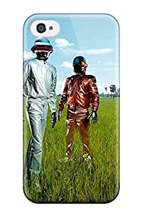 AkejwuO1816QBZsk Case Cover Daft Punk ipod touch 4 Protective Case