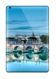 Excellent Design Aqueduct Bridge Phone Case For Ipad Mini/mini 2 Premium Tpu Case