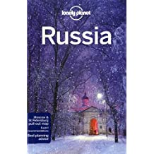 Lonely Planet Russia;Lonely Planet Travel Guide