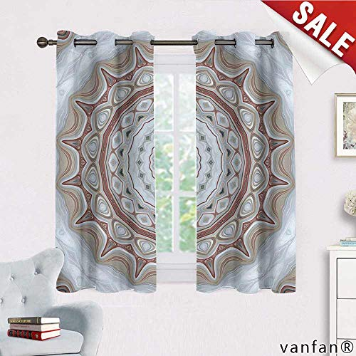 Big datastore Custom Made Curtain Rod holderdrawings for Finishing Floors Porcelain Tiles and Floor Tiles Decorative Floors,Living Room and Bedroom Multicolor PrintedW55xH72