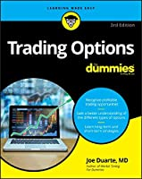 Trading Options For Dummies, 3rd Edition Front Cover