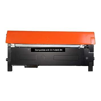 BeOne® Cartucho de tóner CLT-404S CLT-K404S Compatible con Samsung ...