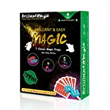 BrilliantMagic Magic Trick Kit for Kids (Green)