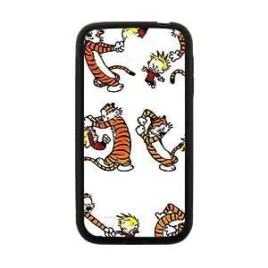 Calvin and tigger Cell Phone Case for Samsung Galaxy S4