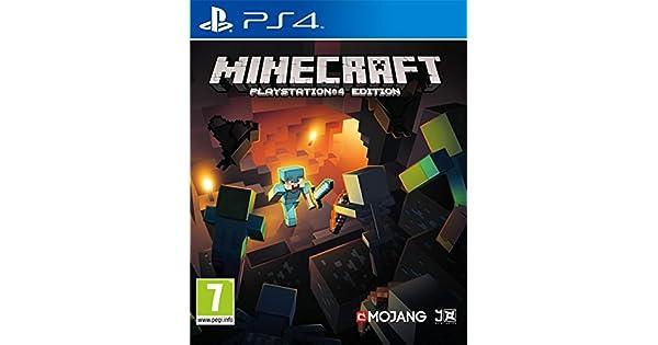 Minecraft - Edition (PS4): Amazon.es: Videojuegos