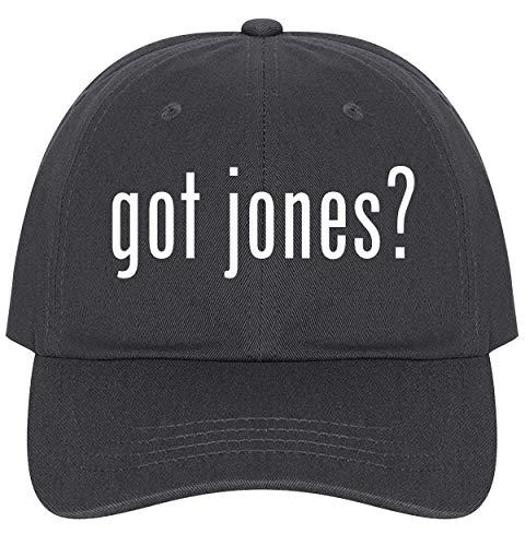 The Town Butler got Jones? - A Nice Comfortable Adjustable Dad Hat Cap, Dark Grey -