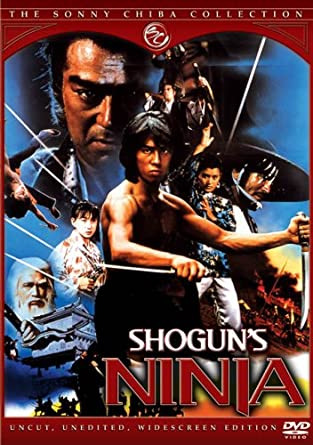 Sonny Chiba Collection: Shoguns Ninja [USA] [DVD]: Amazon ...