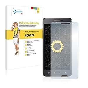 Vikuiti MySunshadeDisplay protector de pantalla ADQC27 de 3M para Samsung Galaxy Grand Prime SM-G531F