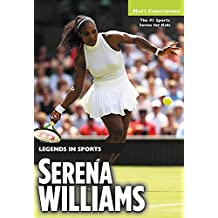 fan products of Serena Williams: Legends in Sports