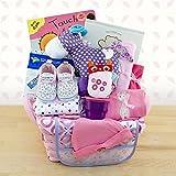 Pampered Girl Gift Basket