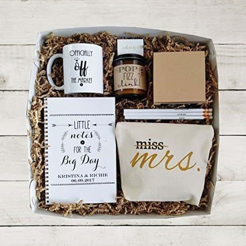 Brides Box: Amazon.com: Future Mrs Gift Box Bride To Be Gift Newly