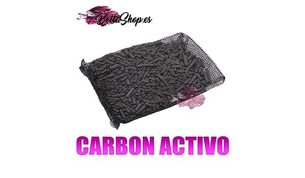 CARBON ACTIVO PARA ACUARIO CARBON ACTIVO DE ACUARIO CARBON ACTIVADO ACUARIO: Amazon.es: Hogar