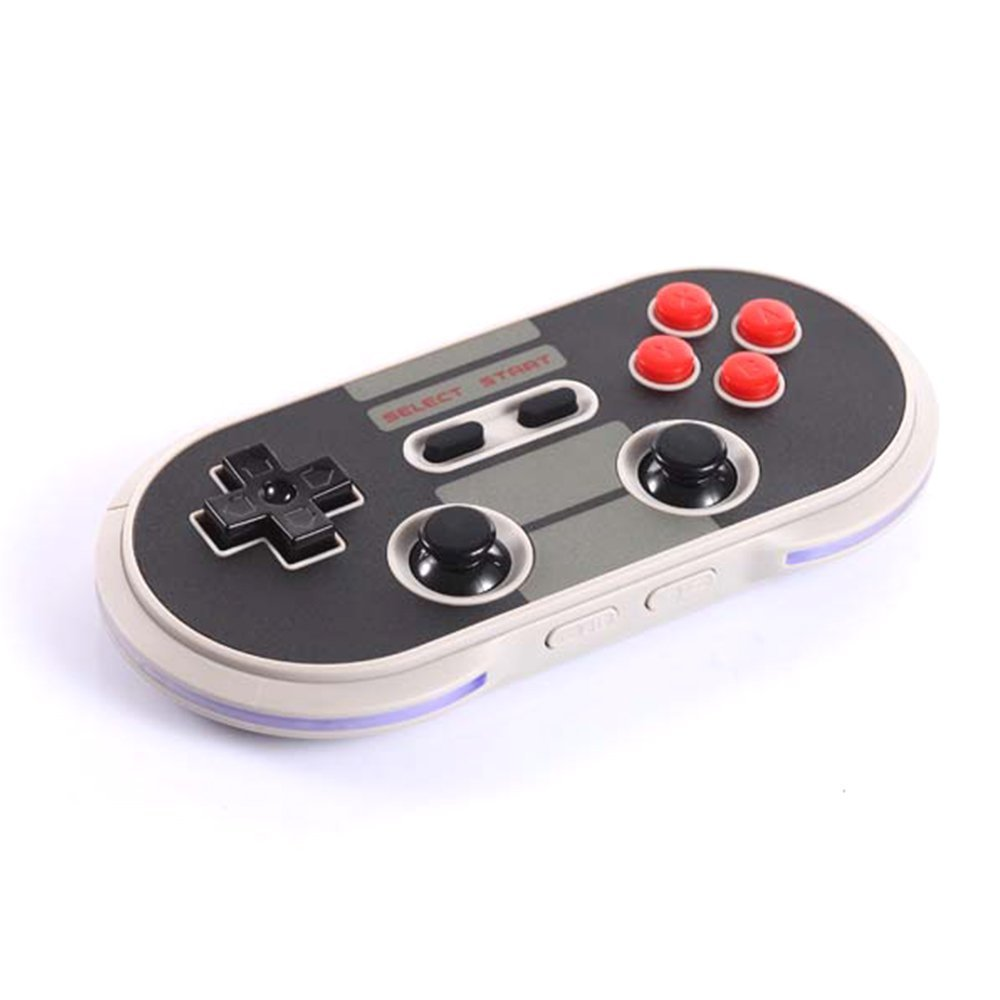 8Bitdo N30 Pro Game Controller Wireless Bluetooth Dual Classic Joystick Gamepad for, Android, Mac OS, Windows