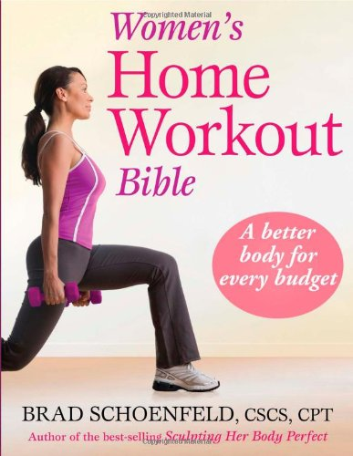 Womens Home Workout Bible Schoenfeld product image