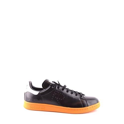 outlet store bd152 2c423 Adidas Originals RAF Simons Stan Smith - Zapatillas Deportivas para Hombre,  Color Negro, Negro