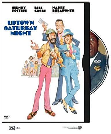 Amazon Com Uptown Saturday Night Sidney Poitier Bill Cosby Harry Belafonte Rosalind Cash Lee Chamberlin Roscoe Lee Browne Paula Kelly Calvin Lockhart Ketty Lester Lincoln Kilpatrick Don Marshall Ii Gene Mcdaniels Harold Nicholas