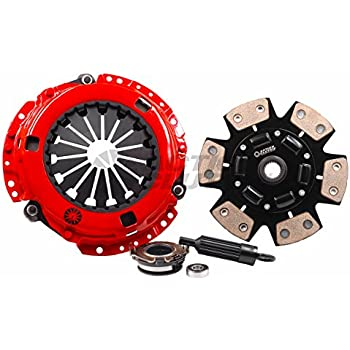 Action Clutch Stage 3 1MS (Metallic Sprung) Honda Civic 2006-2012 1.8L clutch kit