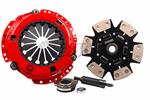 Action Clutch Stage 3 1MS (Metallic Sprung) Incl. HD Pressure Plate+Bearing Kit Mini Cooper S 2002-2008 1.6L 6-Speed Supercharged clutch kit