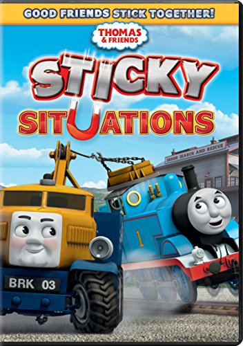 Thomas & Friends: Sticky Situations (And His Dvd Thomas Friends)