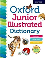 Oxford Junior Illustrated Dictionary 2018