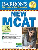 img - for Barron's New MCAT with CD-ROM, 2nd Edition (Barron's Mcat) book / textbook / text book