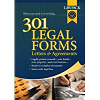 301 Legal Forms,Letters and Agreements (Legal Guides)