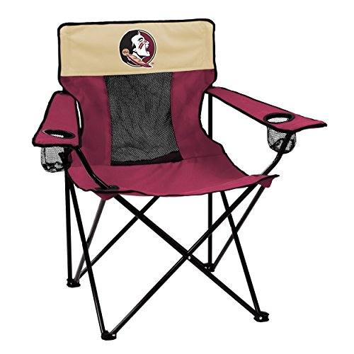 Logo Brands Collegiate Florida State Seminoles Elite Chair (Seminoles State Tailgate Florida)