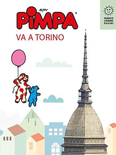 PIMPA VA A TORINO (Città in gioco) (Italian Edition) (Pimpa Books In Italian compare prices)