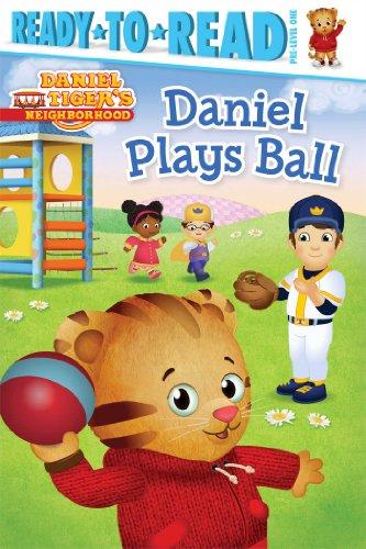 Daniel Plays Ball (Daniel Tiger's (Tigers Classic Baseball)