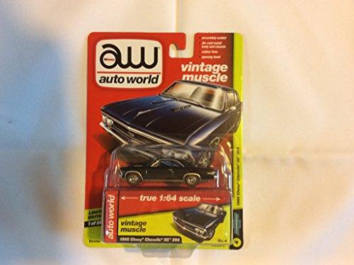 Auto World 64172 1:64 Premium Series Version A 1966 Chevy Chevelle SS 396