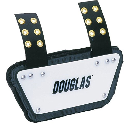 Douglas Football Youth JP Series Removable Back Plate