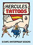 Hercules Tattoos, Steven James Petruccio, 0486400107