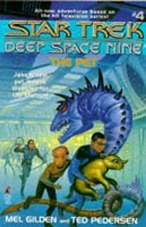 Gypsy World (Star Trek Deep Space Nine): Ted Pedersen: 9780671511159