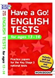 Have a Go English Tests: For Ages 13-14