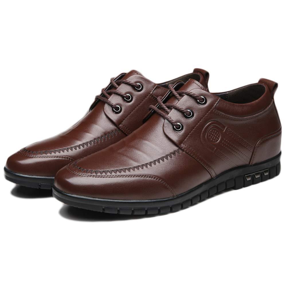 Cuir Haute En A Lacet Chaussure Pour Basse Xiguafr Homme Automne rxdeCBo