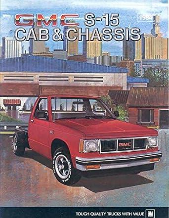 gmc s15 pickup 1984