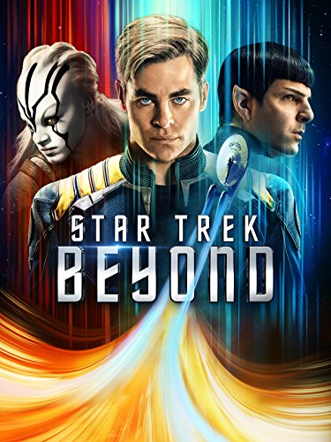 DVD : Star Trek Beyond